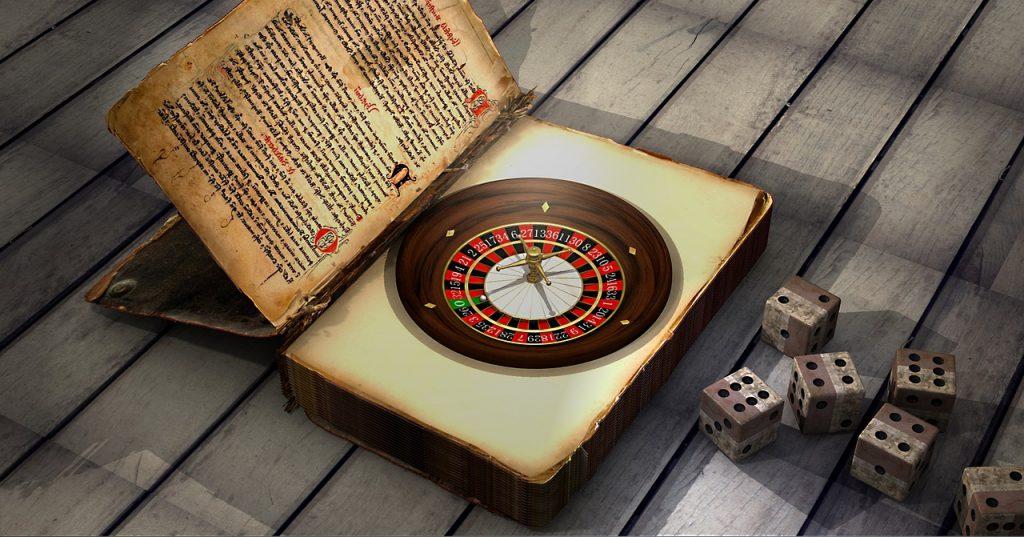 """Was ist das """"Roulette"""" und woher stammt es?"""
